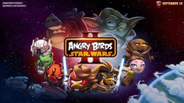 Angry Birds Star Wars II On The Way!
