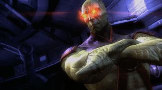Injustice Gets Martian Manhunter DLC Today