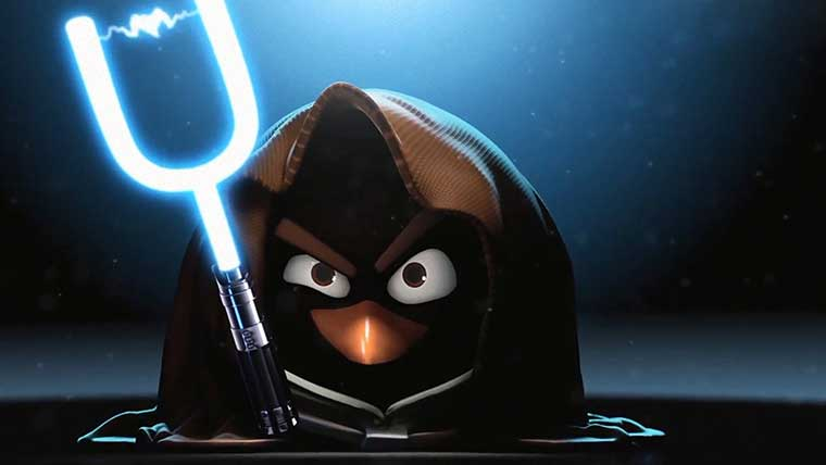 Angry Birds Star Wars II Launched!