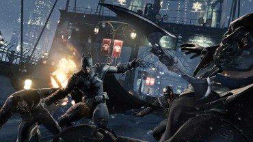 Batman Arkham Origins features permanent death mode
