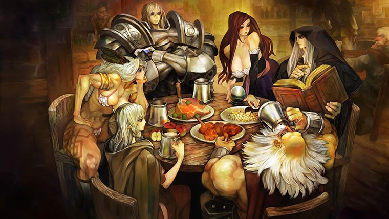 dragons-crown-character-table