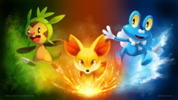 Japan To Get Pokemon X&Y themed Nintendo 3DS