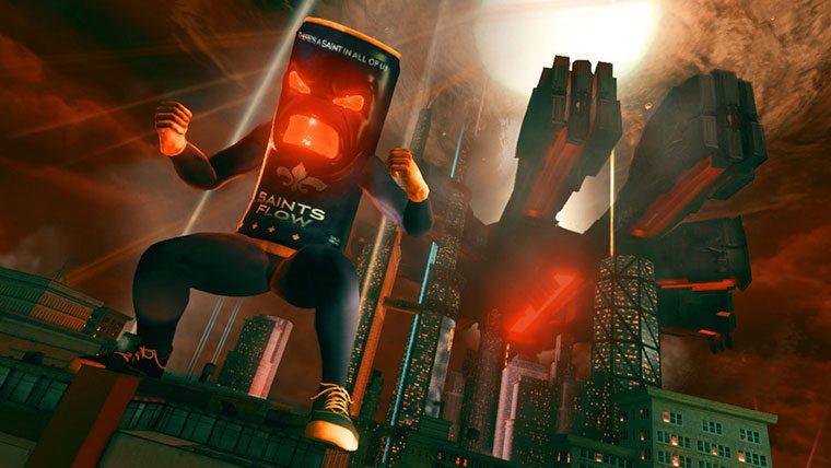 Saints Row IV: Re-Elected Cheat Codes Guide - Attack of the
