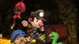 PC GAMES Spelunky Image