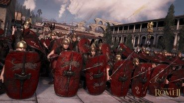 New Total War Rome 2 Gameplay Footage