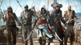 The Infamous Pirates of Assassin's Creed 4: Black Flag