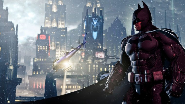 News  Xbox One Batman: Arkham Origins backward compatibility
