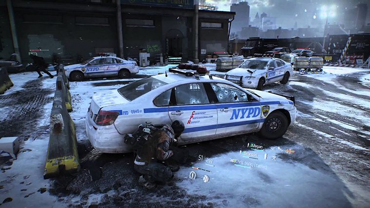 The Division has been pushed into 2015