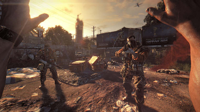 First Dying Light Gameplay Looks Amazing