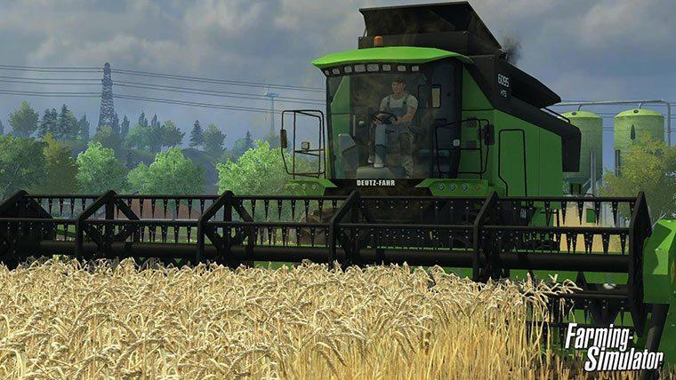 Farming Simulator Console Release Date Set Videos  focus home interactive farming simulator
