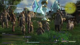 Final Fantasy 14 confirmed for PS4 launch in the spring