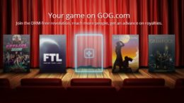 GOG.com opens up for indie games