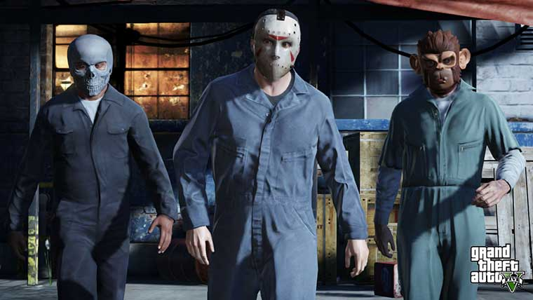 Grand Theft Auto 5 Crews revealed with new Hierarchy system