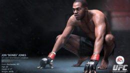 """EA Sports UFC: Light Heavyweight Champion - Jon """"Bones"""" Jones"""