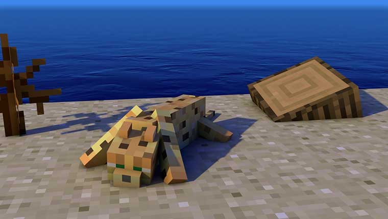 Here's what's new in the Minecraft Xbox 360 Update
