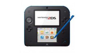 Nintendo announce the Nintendo 2DS