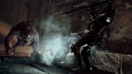 Deep Down Gameplay from TGS