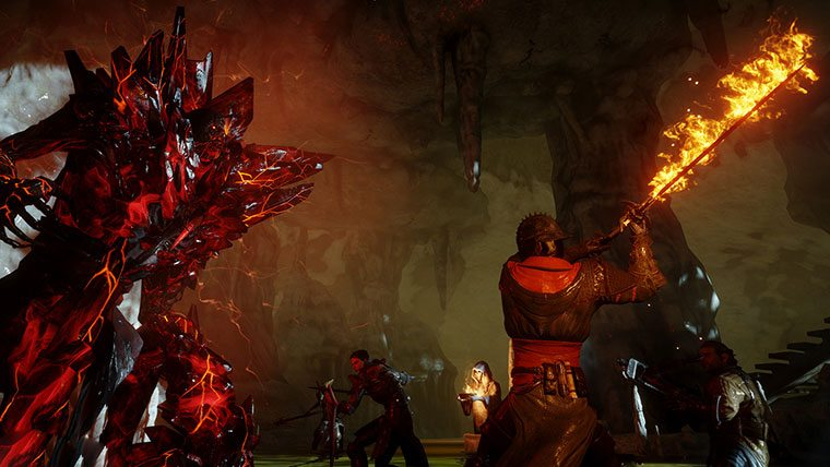 Dragon Age: Inquisition Multiplayer features still unknown News  Dragon Age: Inquisition