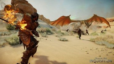 Dragon Age: Inquisition looks like a next-gen Skyrim