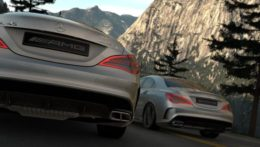 PS4 Driveclub Mercedes AMG Trailer