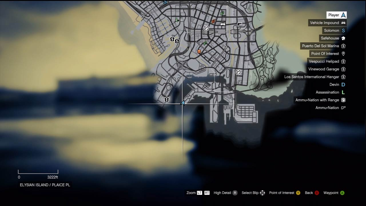 gta v hidden places