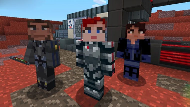 Minecraft Mash-up Packs available now on Xbox Live News  Minecraft