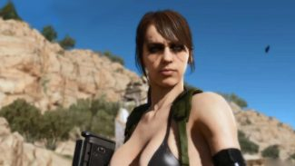 "Kojima wants Metal Gear Solid V to be more ""erotic"""