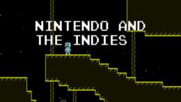 Nintendo on indies, self-publishing and e-Shop