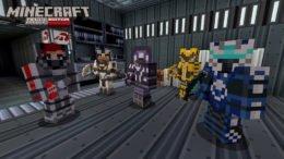 Minecraft's Mass Effect DLC Dated