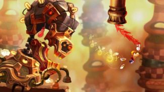 Ubisoft announces Rayman Fiesta Run for mobile