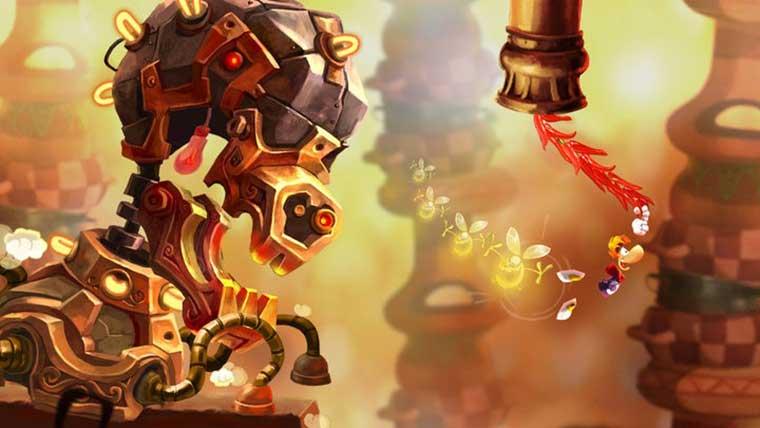 Ubisoft announces Rayman Fiesta Run for mobile