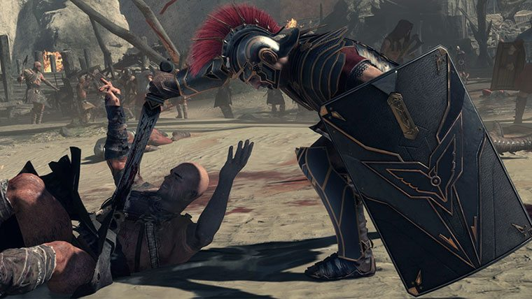 Ryse: Son of Rome - A Deeper Look into Combat Videos  Ryse: Son of Rome