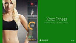 Xbox Fitness Reveal