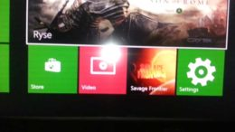 Xbox One Video Leaked shows console in action
