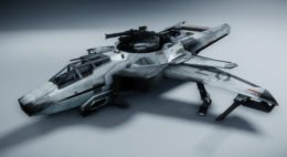 Star Citizen Hornet