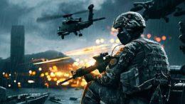 Battlefield 4 to utilize Kinect for XB1