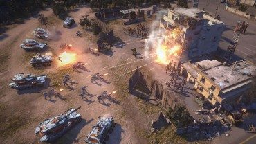 Command and Conquer cancelled; Victory gone