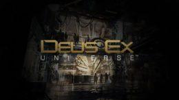 Eidos Montreal working on a Deus Ex Universe