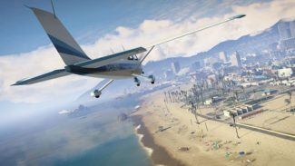 Grand Theft Auto Online Flight School Coming