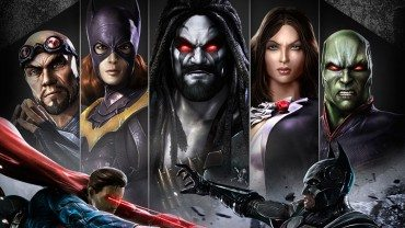 Injustice: Gods Among Us Ultimate Edition heading to Vita, PS4