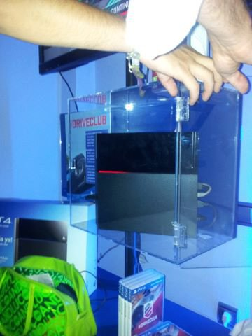 PS4 console gets 'Red Line of Death' to avoid overheating PlayStation Rumors  PS4