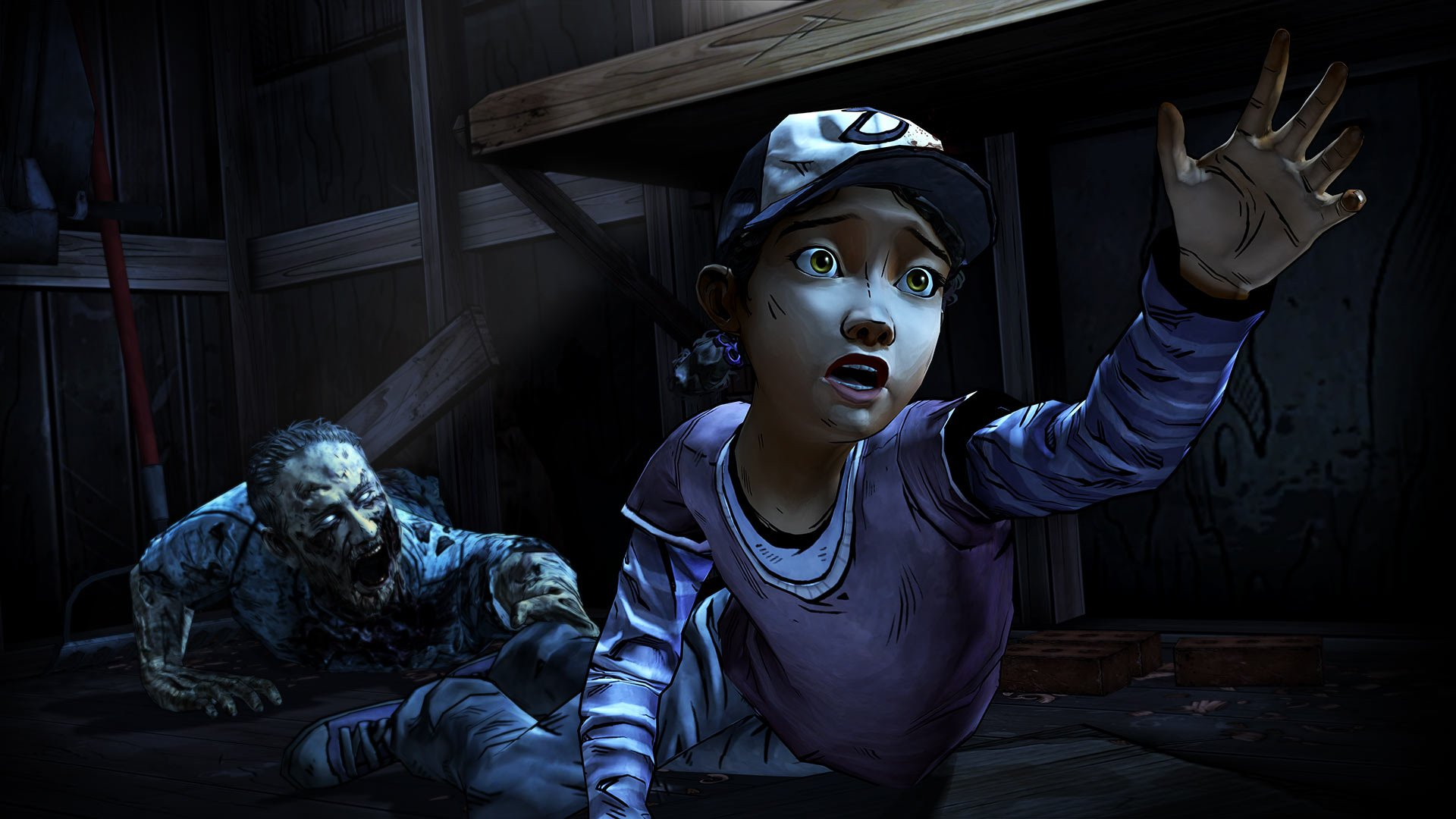 The Walking Dead Seasons 1 & 2 Hit PS4 and Xbox One This October
