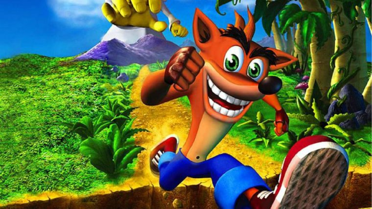 PS4 playstation PC GAMES Crash Bandicoot Activision