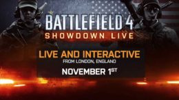 Battlefield 4: Showdown Live – Overview