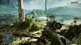 Battlefield 4 1080p resolution traded for player count and frame rate