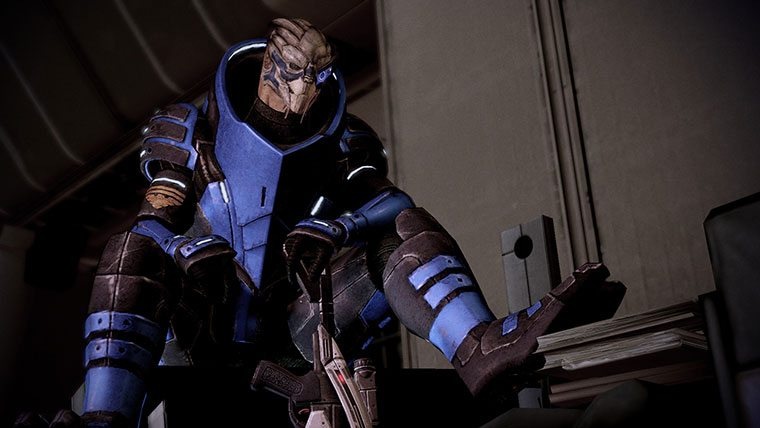 Favorite Mass Effect Squadmate? Pt.1