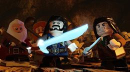 LEGO The Hobbit Announced for Early 2014