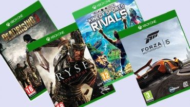 Xbox One And Xbox 360 Spring Game Sale Happening Later This Month