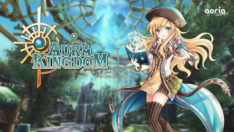 Aura Kingdom trailers and information