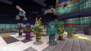 Minecraft Marvel 3